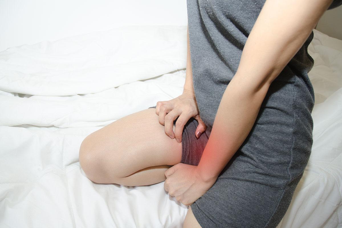 интерменструално кървене